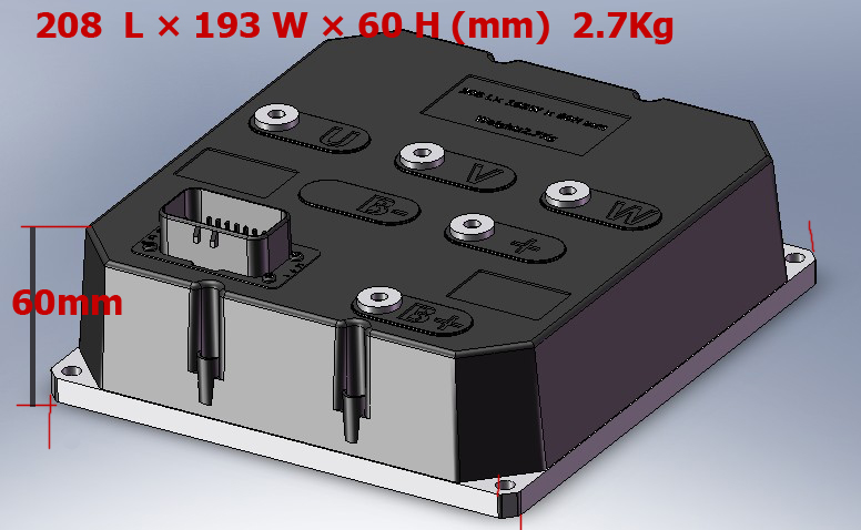 10kw bldc from golden motor model hpm 10kw aeva forums httpgoldenmotordimensions 500ag cheapraybanclubmaster Image collections