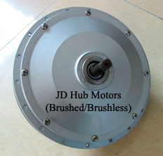 Pm Pancake Dc Motor Hub Motor Electric Bike Power