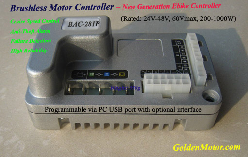 Cruise BLDC Controller bike conversion kits, hub motor, magic pie edge, lifepo4 battery Single Phase Motor Wiring Diagrams at eliteediting.co