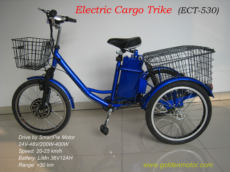 Electric cargo tricycle,Bike conversion kit, Electric bike motor, electric bike, hub motor