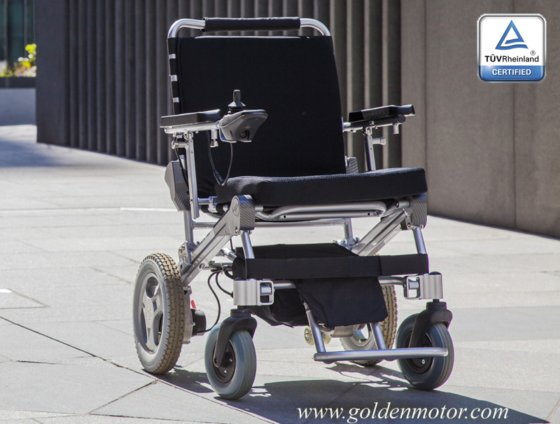 foldable electric wheelchair, power wheelchair, brushless wheelchair motor, folding electric wheelchair, e-throne wheelchairs