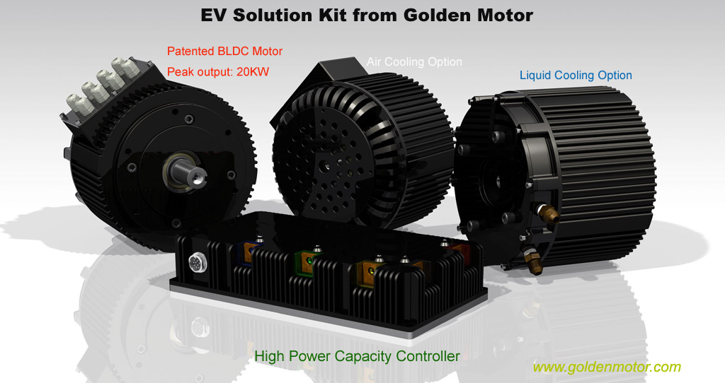New Bldc Controller From Golden Motors Endless Sphere