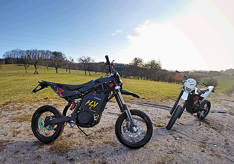 Electric Motorcycle Diy Projects