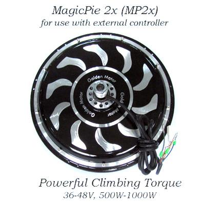 Electric bike motor, hub motor, magic pie