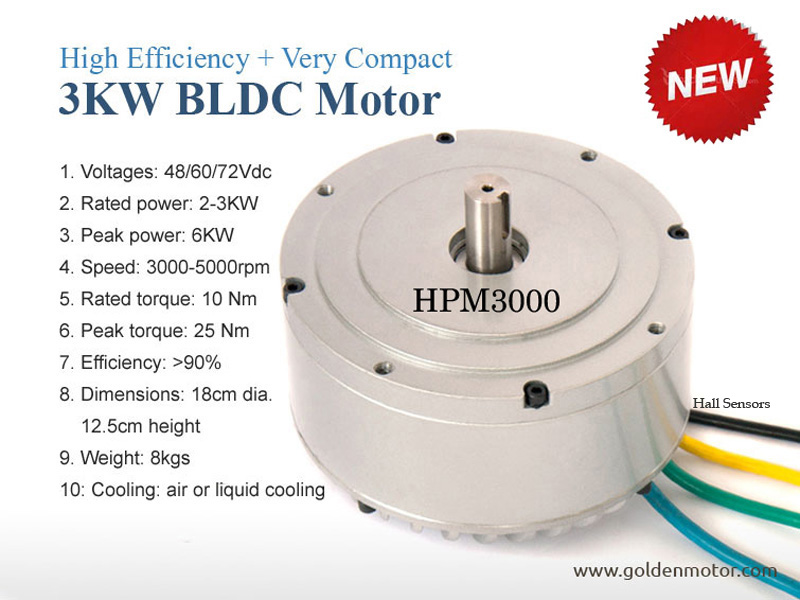 Brushless motors bldc motor sensorless motor motor High efficiency motors