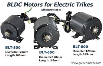 Brushless motors, BLDC Motor, Sensorless Motor, Motor Controllers