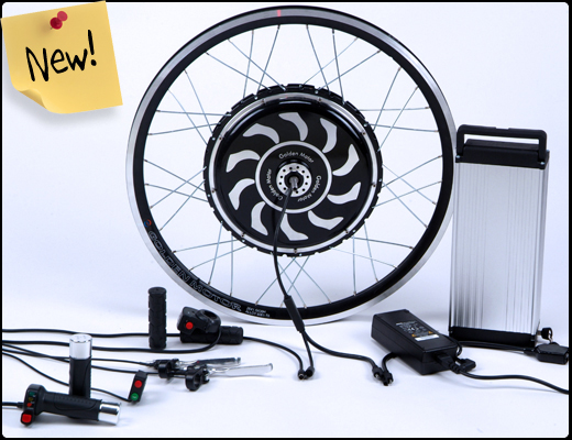 golden motor d i y kits included in this kit
